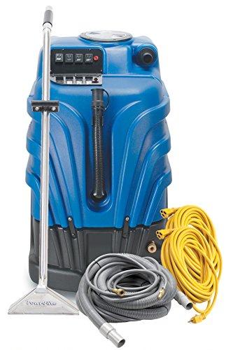 Powr-Flite PFX1080ESP Hot Water Carpet Extractor Starter Pack, 10 gal Capacity