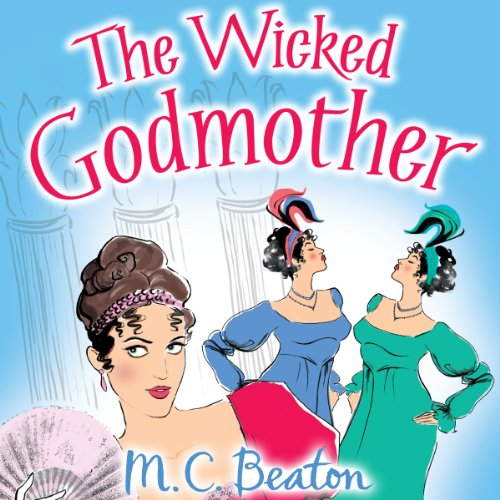 The Wicked Godmother cover art