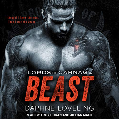 Beast Audiobook By Daphne Loveling cover art