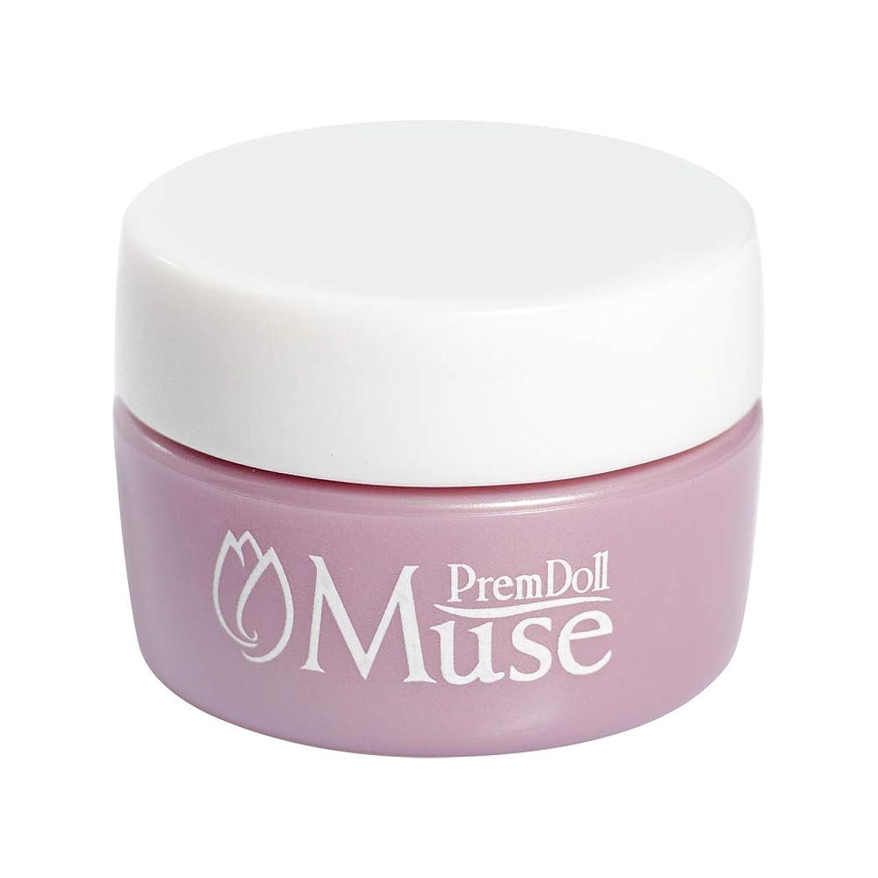 プラスつぶす豆PremDoll Muse カラージェル 魔女の唇432 4g PDM-G432