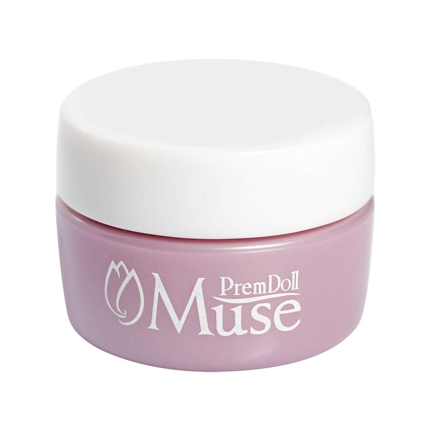 元気生まれの配列PremDoll Muse カラージェル 魔女の唇432 4g PDM-G432