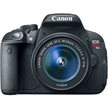 Best cannon eos rebel t5i Reviews