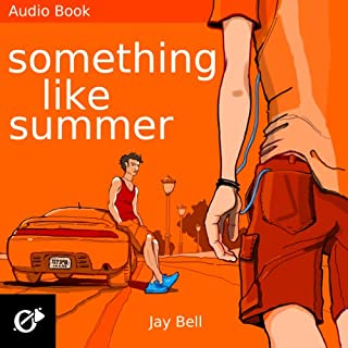 Something Like Summer audiobook cover art