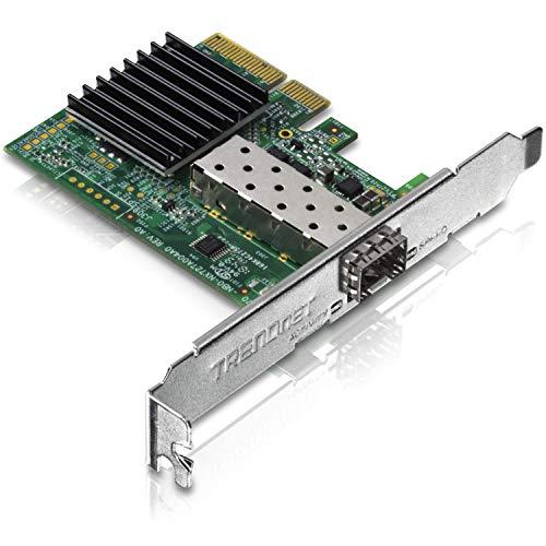 TRENDnet 10 GIGABIT PCIE SFP Network Adapter