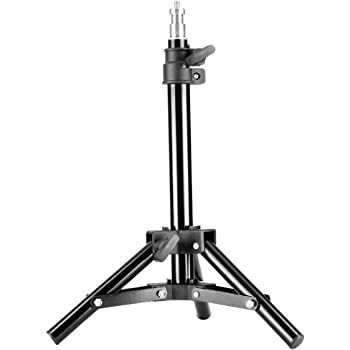 Neewer Photography Photo Studio 50cm / 20inch Aluminum Mini Table Top Backlight Stand (1 Stand)