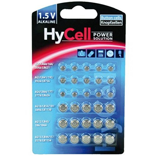 Oferta de Ansmann - cell 1.5V botón alcalina - batería