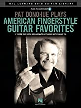 Hlsgl Donohue Pat Plays American Fingerstyle Guitar Favorites Gtr Book (Hal Leonard Solo Guitar Library) by (2014-12-01)