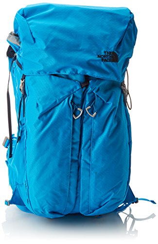 The North Face BANCHEE 35 HYPERBL/BOMBRBL - Mochila unisex para adulto, azul Hyper/Azul Bombardier, LXL