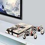 Controller Gear Officially Licensed Star Wars Jedi: Fallen Order - Bd-1 PS4 Slim Console & Controller Skin - PlayStation 4