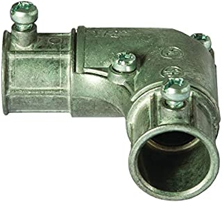 Hubbell-Raco 2772-15 EMT Pull Elbow Inside Corner, 1/2-Inch
