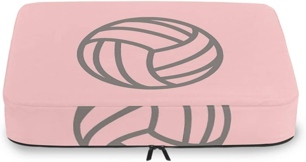 Organizers Cube Travel Seamless Packin Luggage Volleyball Over item handling Great interest ☆