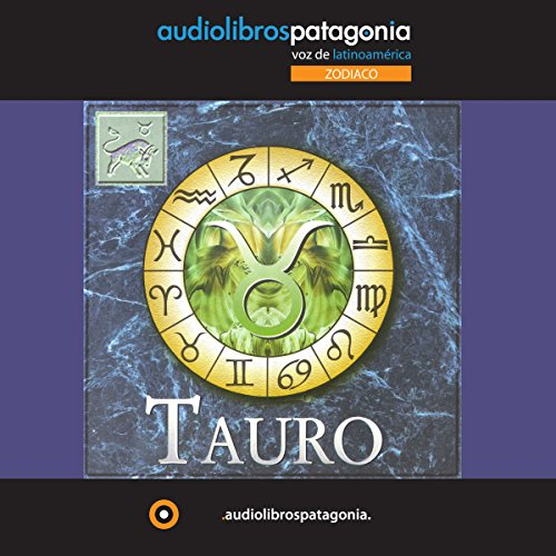 Tauro audiobook cover art