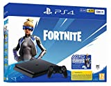 PS4 Console 500GB F Chassis Slim Black + Fortnite Vch (2019) - Special...