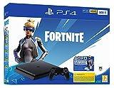 Playstation 4 (PS4) - Consola 500 Gb + 1 Mando Dual Shock 4 + Contenido Fortnite [Importación italiana]