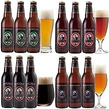 金賞地ビール(クラフトビール)飲み比べ 4種 12本 330ml 詰め合わせギフト