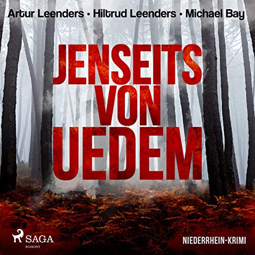 Jenseits von Uedem audiobook cover art