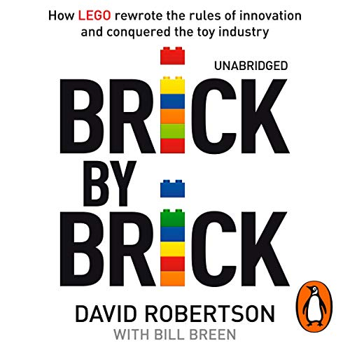 Brick by Brick                   By:                                                                                                                                 David Robertson,                                                                                        Bill Breen                               Narrated by:                                                                                                                                 Thomas Vincent Kelly                      Length: 10 hrs and 23 mins     3 ratings     Overall 4.3