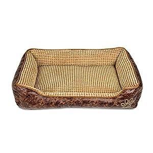 BIGWING Style Chien et Chats lit imperméable à l'eau, canapé, Coussin