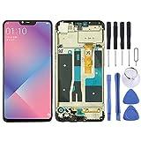 yingjun-mobile phone accessories parti di ricambio convenienti schermo lcd e digitalizzatore assemblaggio completo con cornice compatibile con oppo a5 pratici accessori per telefoni cellulari