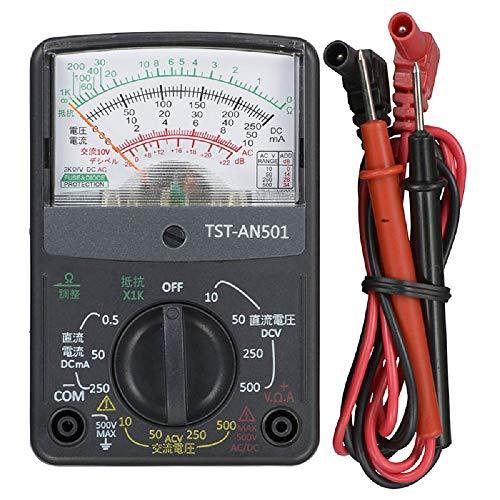 オーム電機(Ohm Electric) 多機能アナログテスター TST-AN501