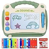 Colmanda Pizarra Magnética para Niños, Escritura Magnética Doodle Sketch, Almohadilla Borrable de...
