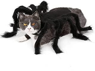 Afoxsos Halloween Pet Spider Costume