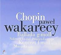 Ballade in G Minor/Piano Con