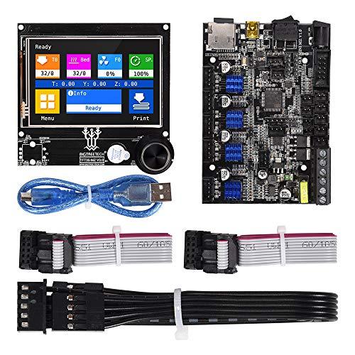 BIGTREETECH SKR MINI MZ V1.0 32 bit scheda di controllo integrata TMC2209 UART Drivers con TFT35 MZ V3.0 Touch Screen 3D parti per stampante Anycubic Mega Zero