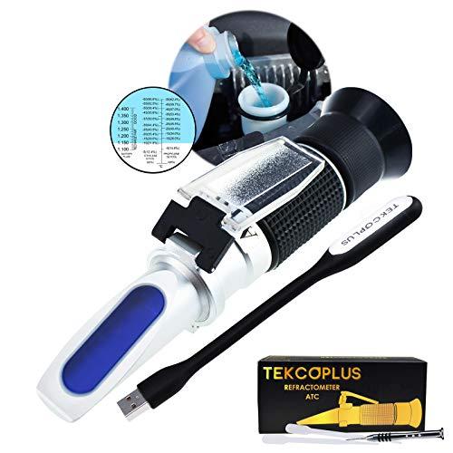Automotive Refractometer, Glicole Etilenico Glicole Propilenico Batteria Fluido