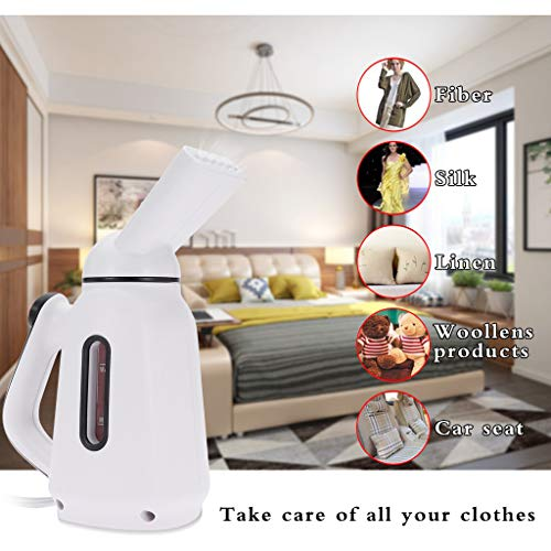XisheepShipped from The United State, Travel and Home Handheld Garment Steamer