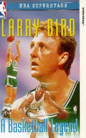 NBA Superstars: Larry Bird 'basketball Legend' [VHS]