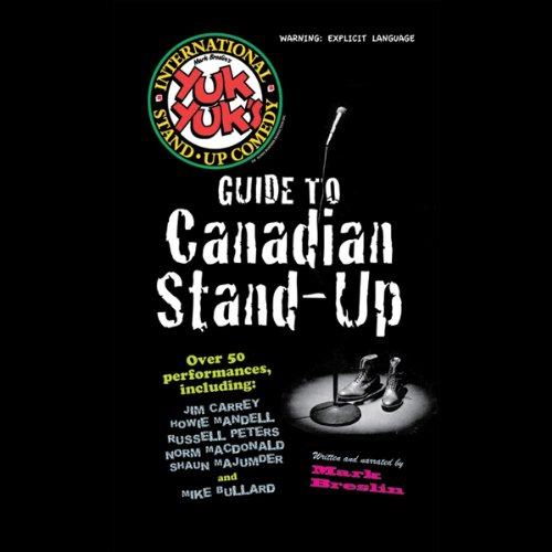 The Yuk Yuk's Guide to Canadian Stand-Up audiobook cover art