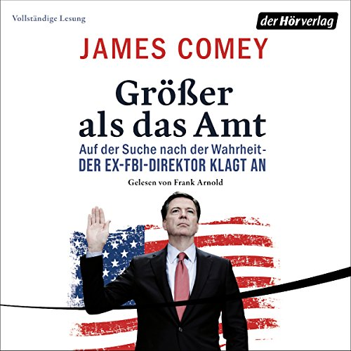 Größer als das Amt audiobook cover art