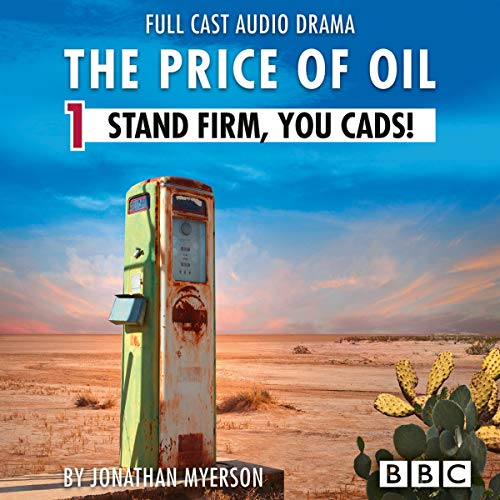 Stand Firm, You Cads! audiobook cover art
