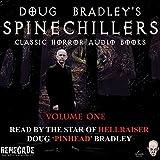 Bargain Audio Book - Doug Bradley s Spinechillers Audio Books