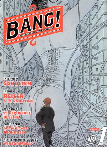 Bang ! numéro 1 : Bande dessinée - Images - Actualité