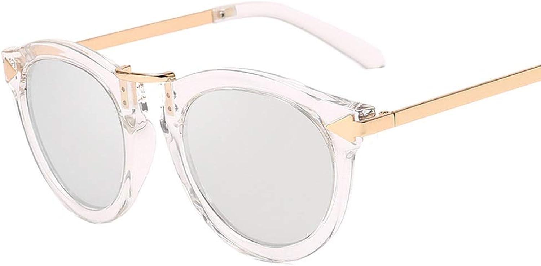 b468b274aa5e European and Sunglasses Metal Frame Men and Women Universal ...