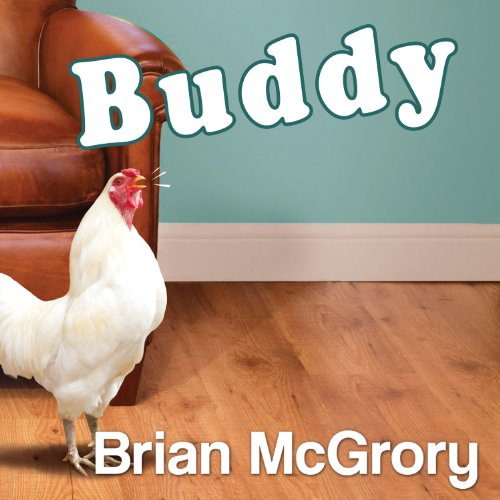 Buddy audiobook cover art