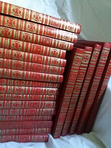 Tout l'univers en 21 volumes + un index - Grande encyclopédie de culture générale entièrement illustrée en couleurs