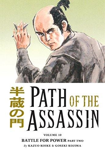 Path of the Assassin Volume Volume 10: Battle for Power Part 2