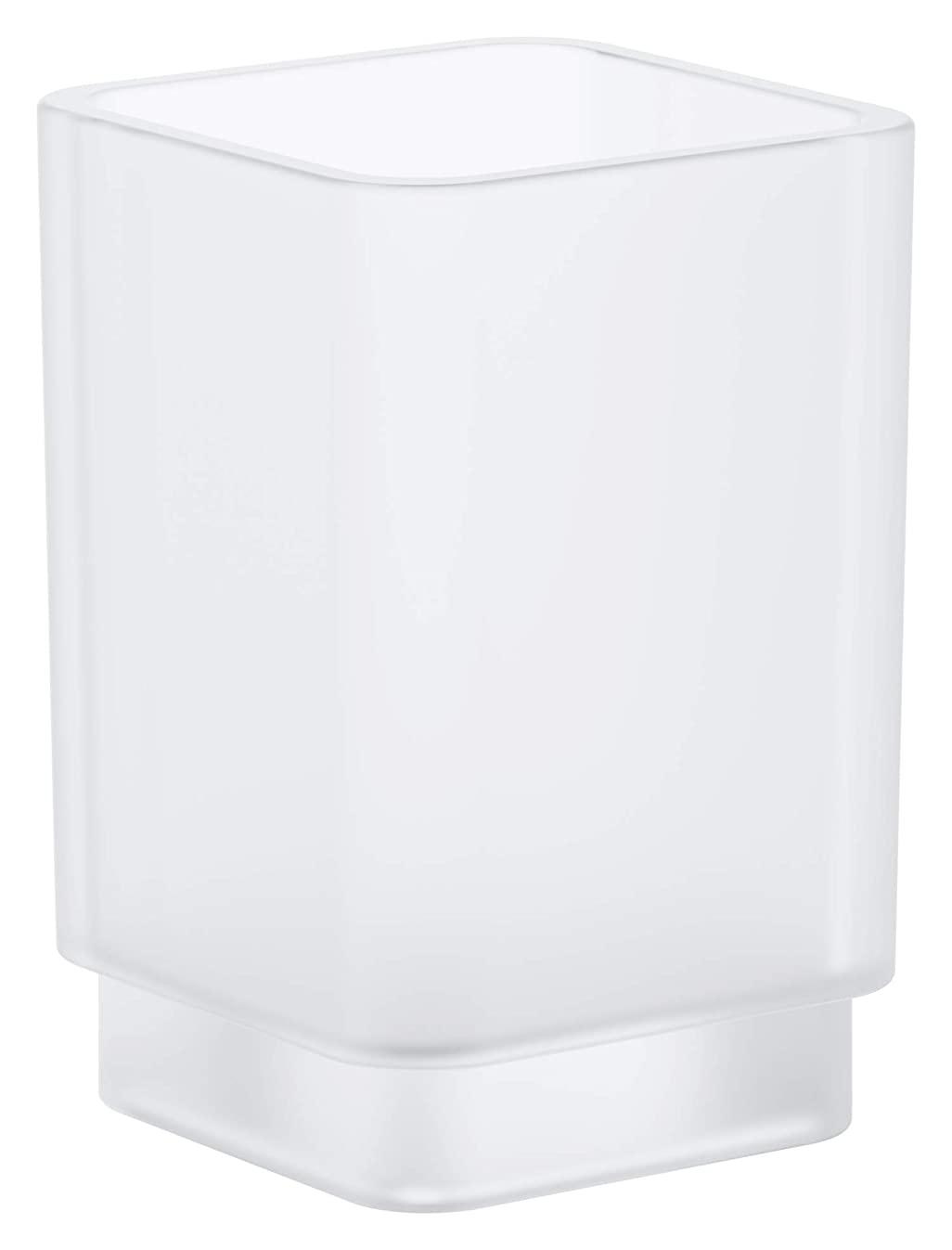 Grohe 40783000 Selection Cube Glass, Starlight Chrome