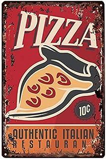 Roovtap Cartel de Metal Letrero de Metal Decoración de Pared de Metal Vintage de Placa de hojalata de Metal Vintage Pintur...