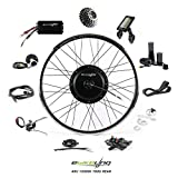 5. EBIKELING 48V 1200W 700C Direct Drive Rear Waterproof Electric Bicycle Conversion Kit (Rear/LCD/Twist)