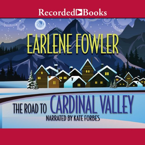 The Road to Cardinal Valley audiobook cover art