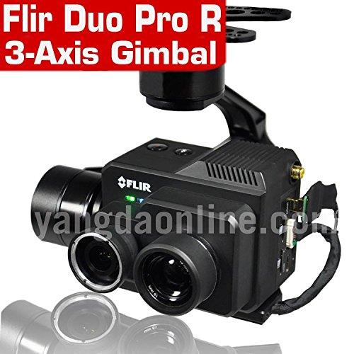 Sky Eye-Duo PRO 3-Achsen-Drohne Gimbal für FLIR Duo PRO R Thermokamera