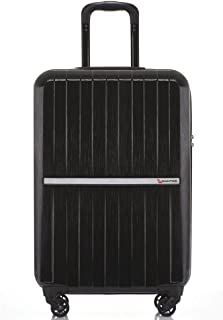 QANTAS Bondi Wheelaboard Carry-on, Black, 55cm