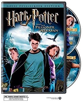 DVD Harry Potter and the Prisoner of Azkaban Book