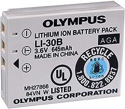 Olympus LI-30B Rechargeable Battery for Stylus Verve Digital Cameras