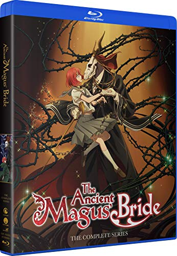 The Ancient Magus Bride: The Complete Series Blu-ray + Digital - Blu-ray