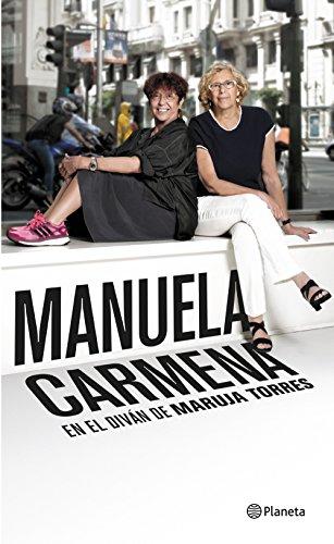 Manuela Carmena: En el divn de Maruja Torres